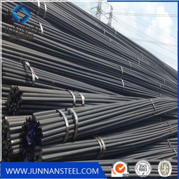 ASTM A615 GR60 8mm 10mm 12mm hot rolled deformed steel bar /rebar steel/iron rod for construction