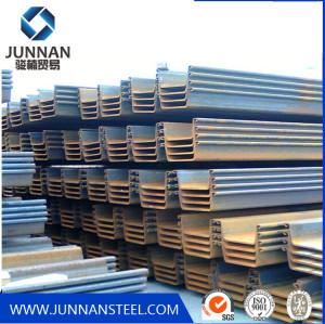 400x85 - 750x225 s355 u shape steel sheet pile