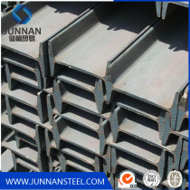 Hot sales Q235B SS400 hot rolled I steel beams for sale