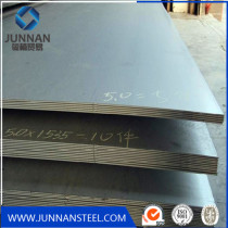 Q235 SS400 Hot rolled steel plate flat steel size and price