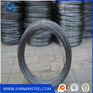 2020 electro galvanized steel wire annealed black iron wire in china