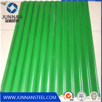 Tangshan corrugated roofing sheets in stock delivery by ship