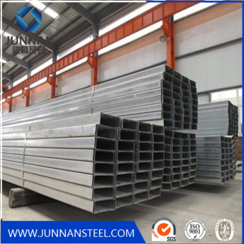High quality U channel steel U beam for constructions UPN for European standard
