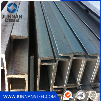 ASTM A36 SS400 Q235 Steel U Channel price