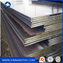 Competitive price hot rolled steel plate for construction