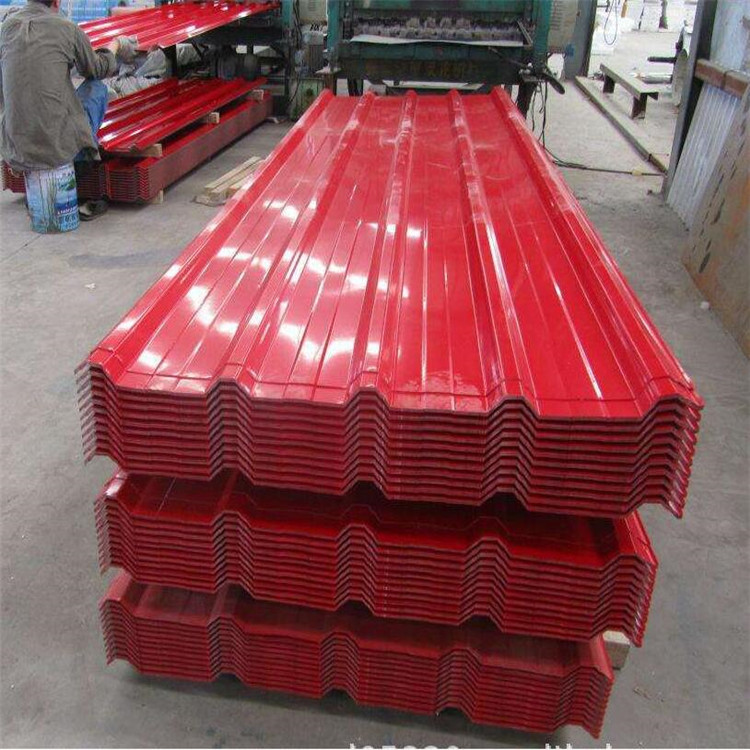 metal corrugated roofing sheets