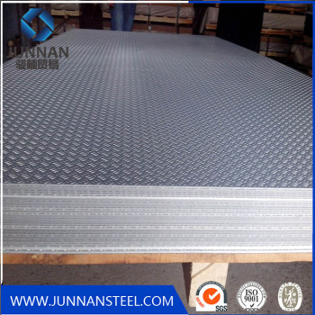 High quality diamond plate metal sheets in stock