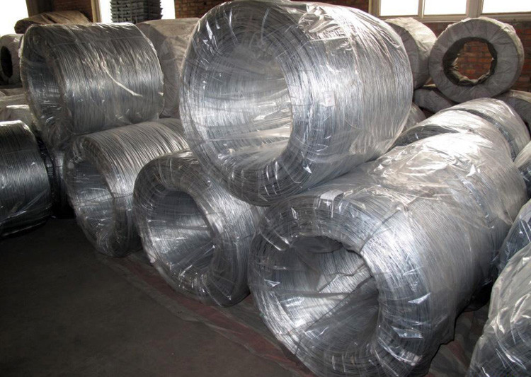 galvanized steel wire rope 8mm