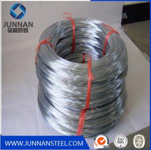 High quality galvanized steel iron wire manufacturer gi wire