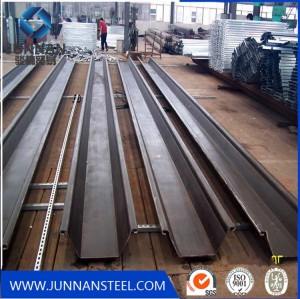 U steel sheet piles supplier with ASTM Gr50, S355JR