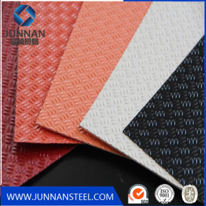 China Grade 304 304L 430 Special Harga Stainless Steel Checkered Plate