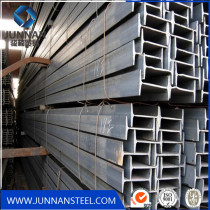 hot rolled GB standard 5.8m length galvanized i beam