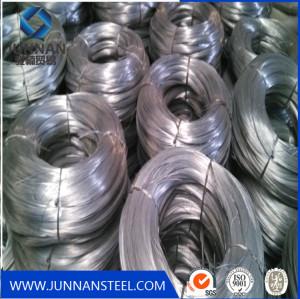Hebei factory price high tensile strength steel GI steel wire