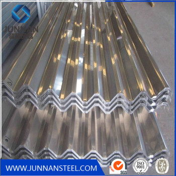 ASTM JIS Hot Dipped color Coated Corrugated cheap roofing  sheets