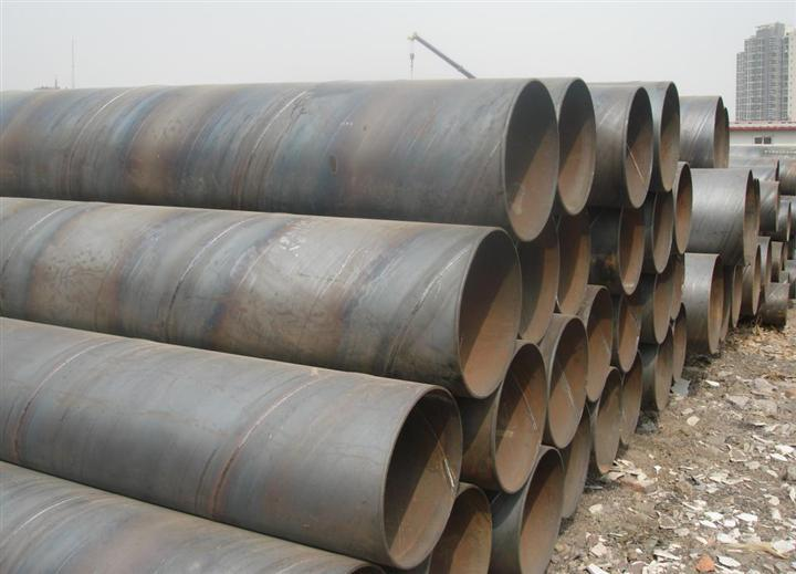 spiral pipe application