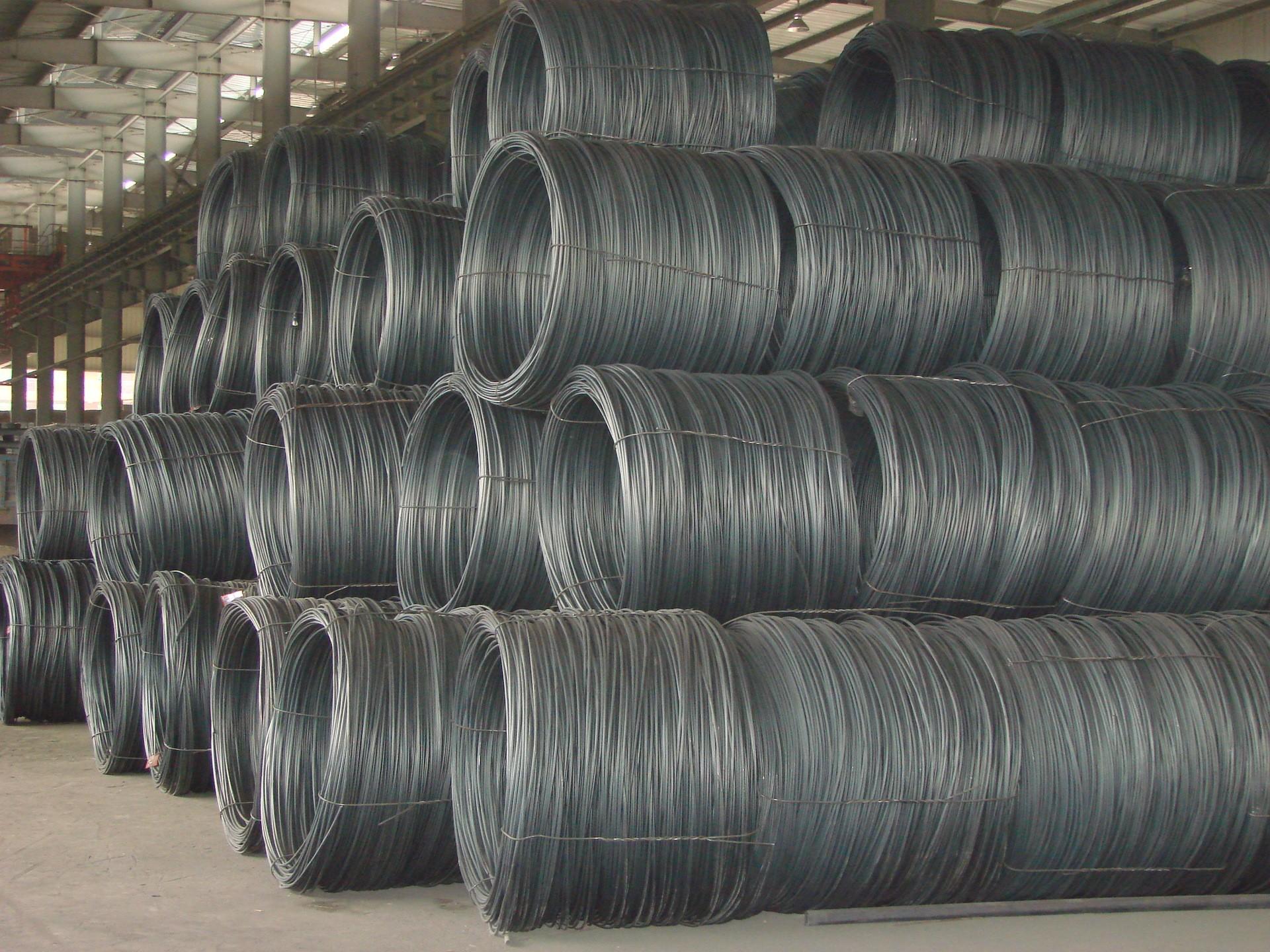 wire rod mill process