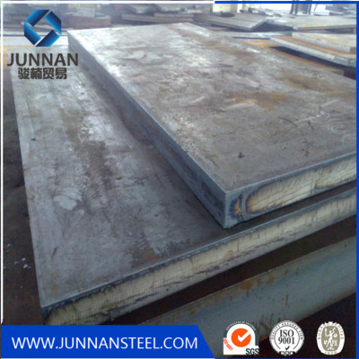 ms sheet metal hrc astm a283 grade c a36 s400 hot rolled steel plate
