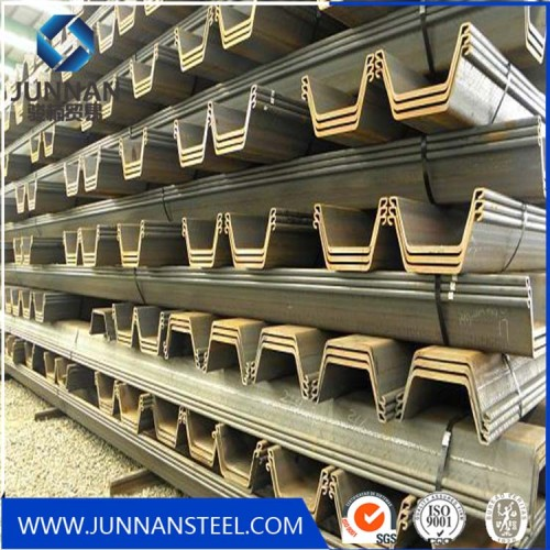Best quality and new produced steel sheet pile