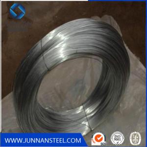 4-32# gauge iron steel GI electro galvanized wire