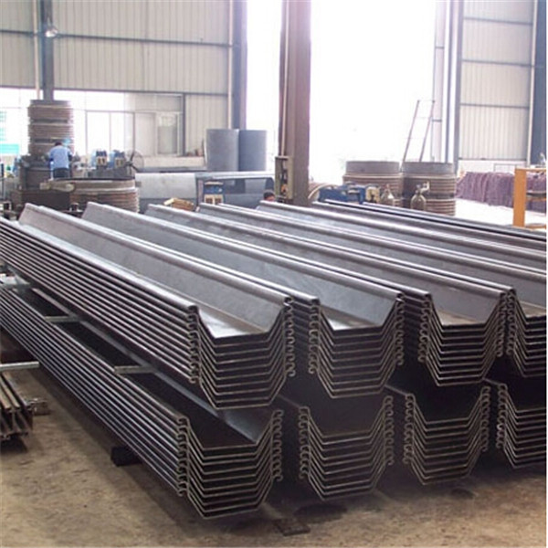 u type hot rolled steel sheet pile