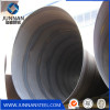 spiral pipe welded carbon steel pipe for Water Gas and Oil Transport