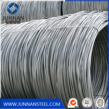 low price of SAE1008/SAE1006/SAE1010 Low Carbon Steel Wire Rod