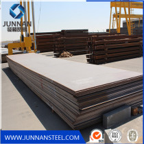 Hot rolled steel plate corten steel plate with garde ASTM A36 A572