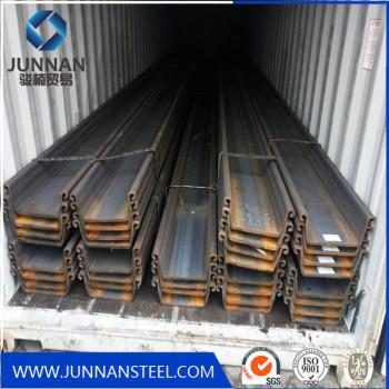 U400*100-U400*170mm sizes steel sheet pile