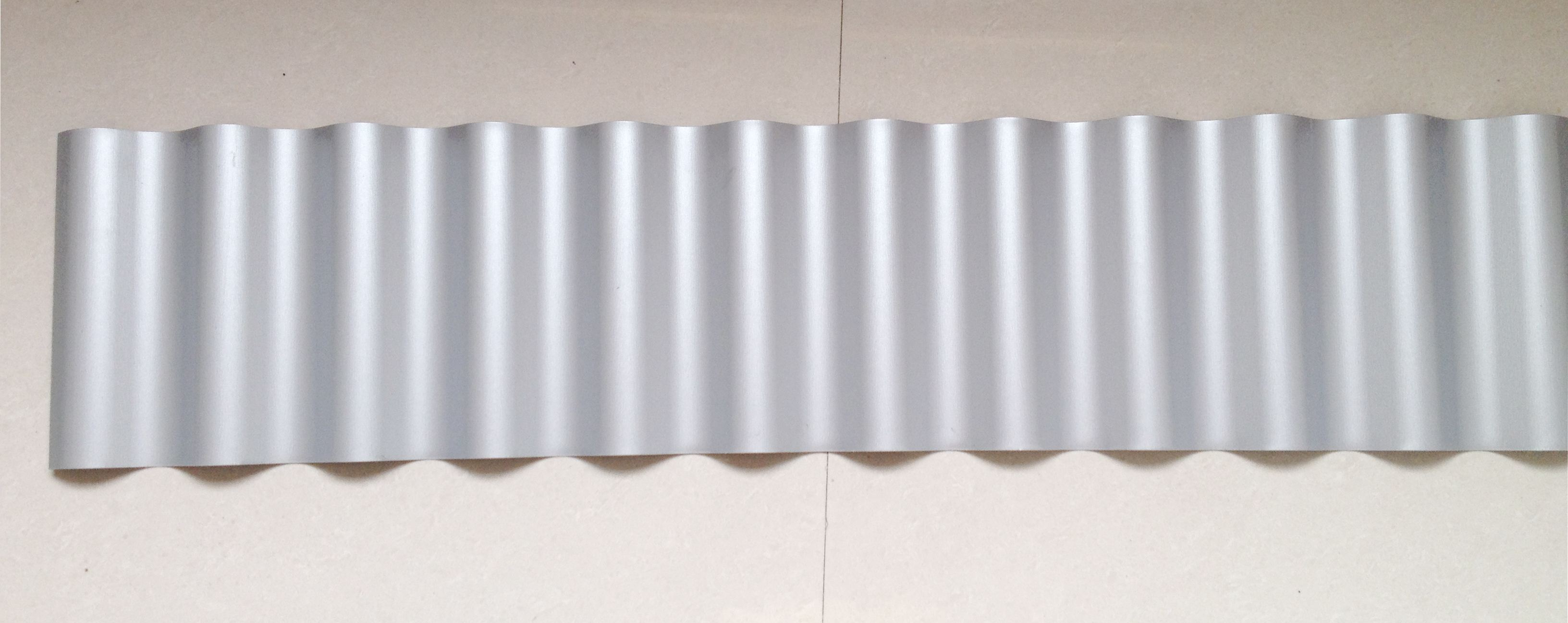 corrugated galvanised steel roofing sheet