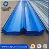 GI PPGI corrugated steel roofing sheet for construction