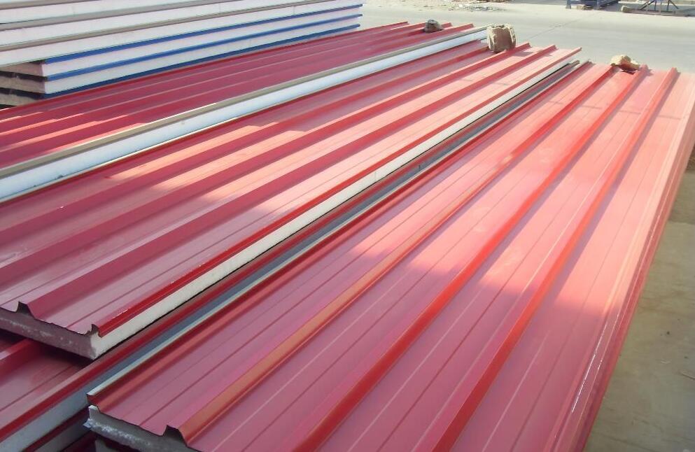 corrugated galvanised steel roofing sheet