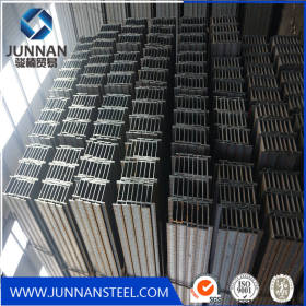 Tangshan supplier hot rolled prime structural h bar steel for project construction