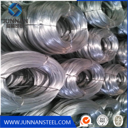 China Alibaba Q195 Low Carbon Steel Wire Bwg8-Bwg30 Low Price Gi Wire