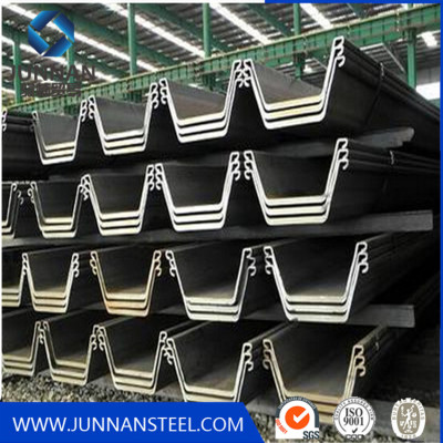SY295 High quality steel sheet pile from China for bridge