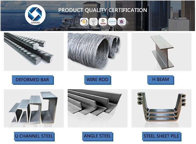 used steel sheet pile