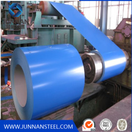 1.0mm prepainted steel coil for producing roofing sheet
