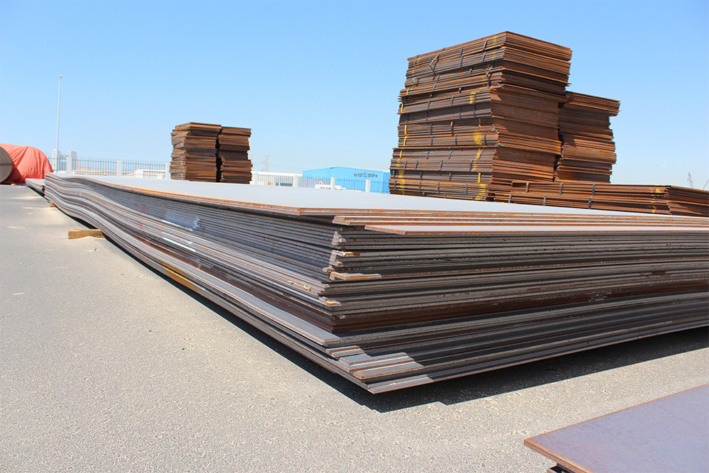 hot rolled steel plate q235a