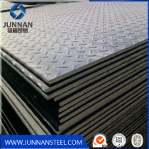 High quality steel checkered plate
