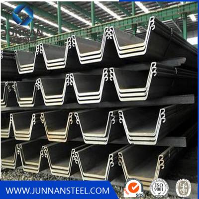 Hot Rolled Building Material U-Shape Steel Sheet Pile