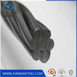 high Stength  12.7mm/15.2mm Steel Strand for Prestressed Concrete