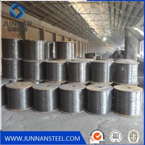 high quality Q195  black steel wire