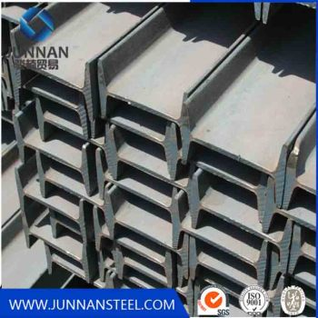 High Quality Carbon Steel Hot Dipped Galvanized Structural Hot Rolled Section Steel I beam/IPE/ IPEAA/IPEAAAA beam