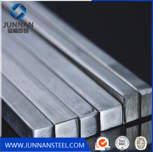 Hot sale Q235 GB Standard Square Rolled Steel Bar