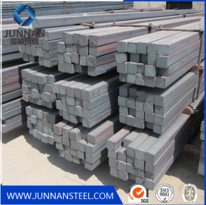 Steel Square Bar Made of Mild Steel Solid Steel