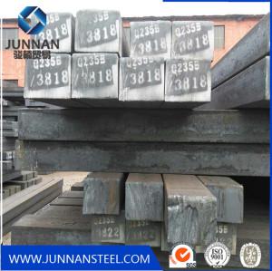 Q235 GB Standard Square Rolled Steel Bar