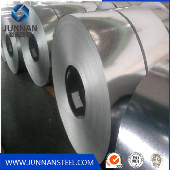 hot dip galvanized steel plate for roofing houses material /GI coil with regular spangle