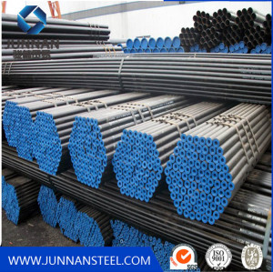 ASTM A 106B A53 Seamless Steel Pipe FOR fluid pipeline