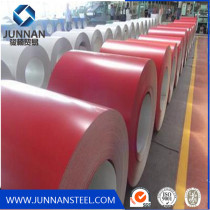 Prepainted Galvanized Steel Coil PPGI with 500-1250mm width