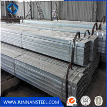 galvanized square steel tube/Welded Square Black Steel Pipes