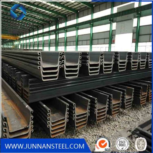 Chinese Good Price Hot Rolled Steel Sheet Pile on Sales